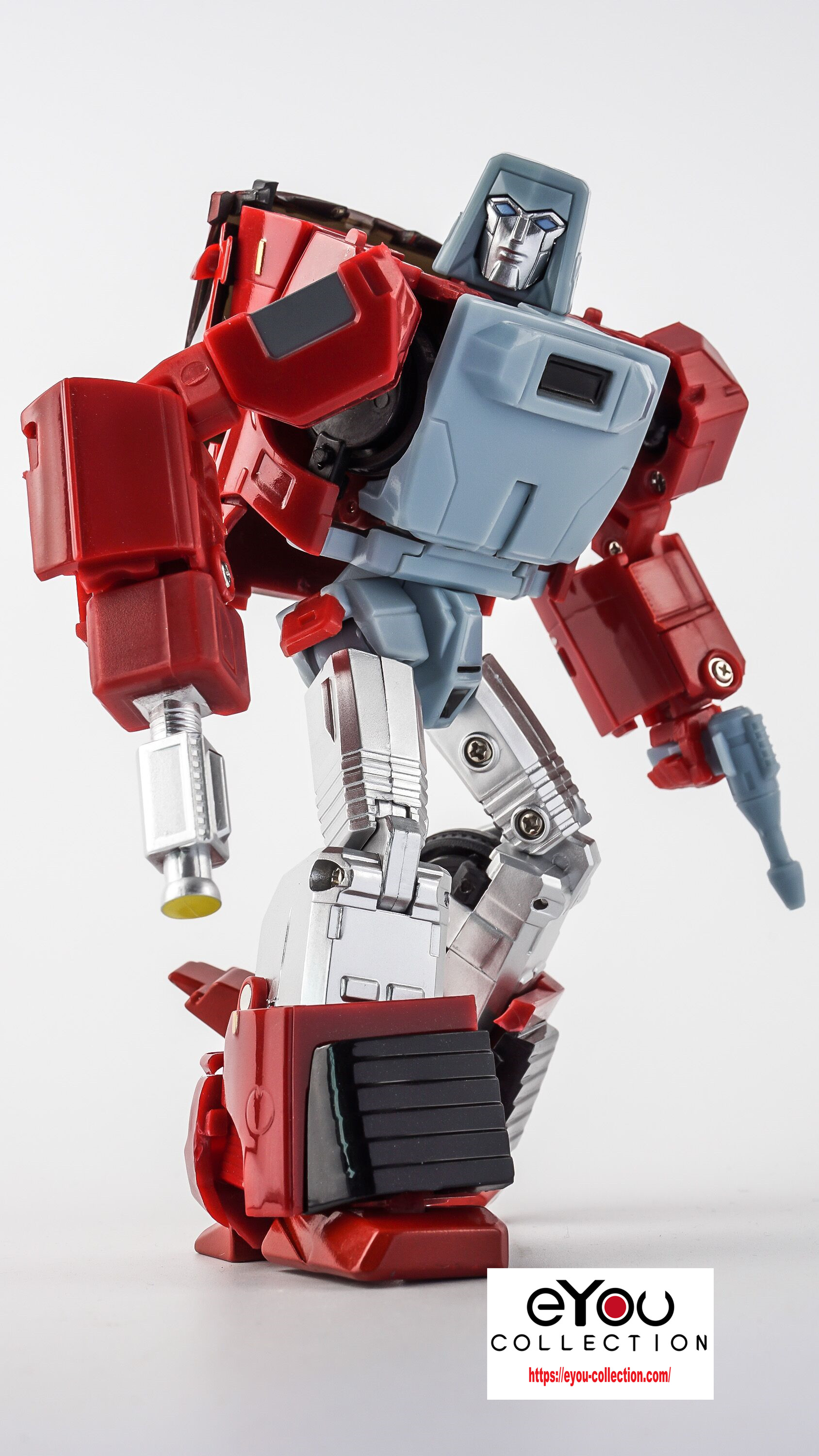 XTransbots MM-VI Boost Toy Version,In stock!